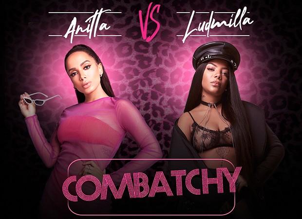 """Anitta e Ludmilla dividem o palco na próxima """"Combatchy"""" no Espaço das Américas (Foto: Divulgação)"""