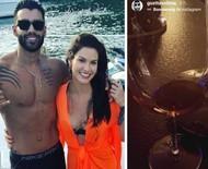 Gusttavo Lima posta taças de vinho e fãs suspeitam de comemoração com Suita