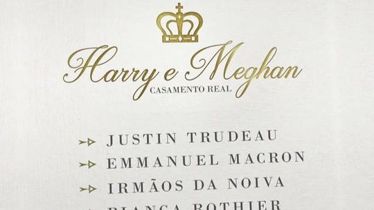 Harry e Meghan: vídeos e quiz mostram romance e história da família real