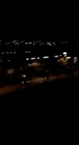 ASSISTA: vídeo flagra racha de veículos na Zona Leste de Teresina
