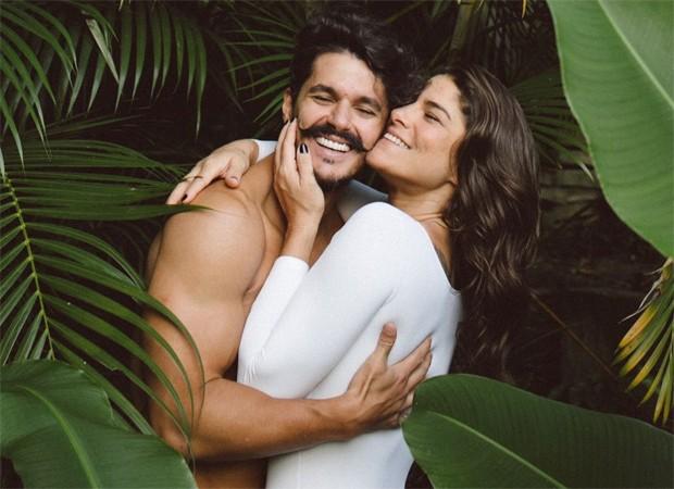 Priscila Fantin e Bruno Lopes (Foto: Jorge Bispo)