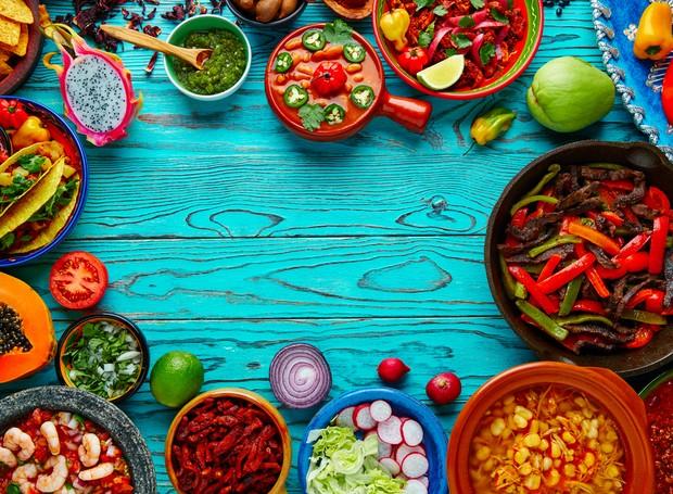 Um prato colorido é um prato saudável. Esqueça restrições que prometem milagres e adquira um estilo de vida melhor com conselhos de especialista de Harvard (Foto: Shutterstock/ Reprodução)