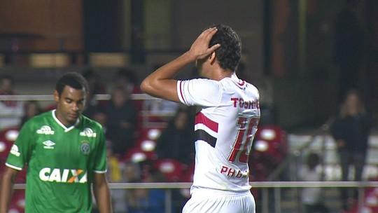 #TBT da Chape: Camilo relembra vitória contra o São Paulo no Brasileirão de 2014