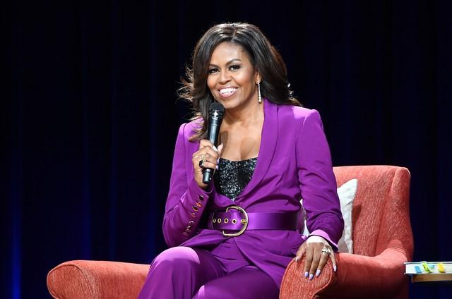 Michelle Obama (Foto: Netflix)