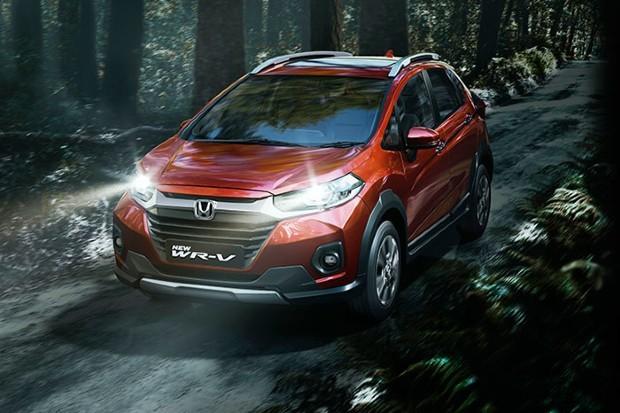 Novo Honda WR-V - Frente (Foto: Divulgação)