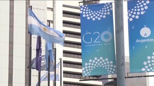 Começa nesta sexta (30) a reunião dos 20 países mas industrializados do mundo