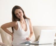 Home office: a postura correta para se sentar e evitar dores na coluna