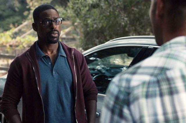 Randall (Sterling K. Brown) no primeiro episódio da quinta temporada de 'This is us' (Foto: Divulgação)