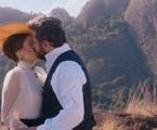 Selton Mello e Mariana Ximenes em 'Nos tempos do Imperador' | Globo