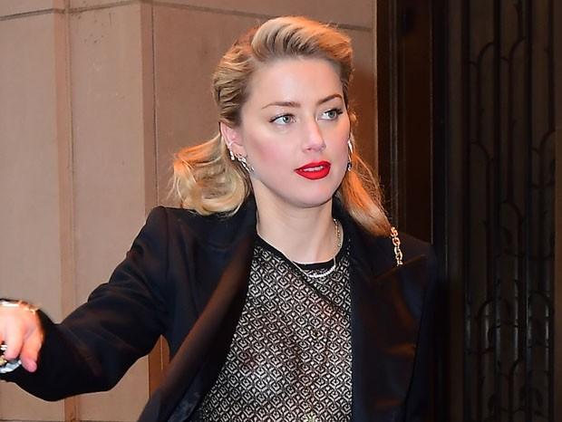Amber Heard (Foto: Grosby Group)