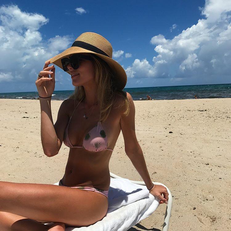 Bruna Hamú em lua de mel (Foto: Reprodução/Instagram)