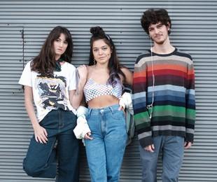 O elenco de 'Lov3', da Amazon   Mariana Youssef