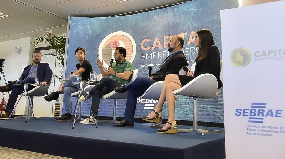 O Capital Empreendedor foi lançado na última quarta-feira (Foto: Divugação)