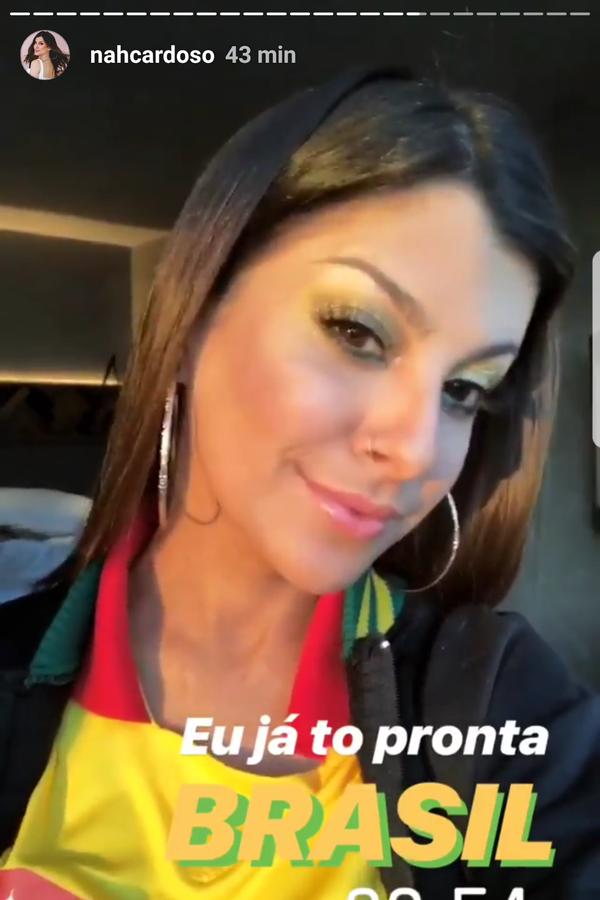 Nah Cardoso (Foto: Instagram/Reprodução)