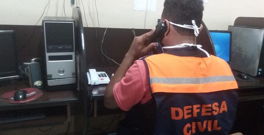 Defesa Civil orienta sobre atendimento compartilhado no período de chuvas em Juiz de Fora