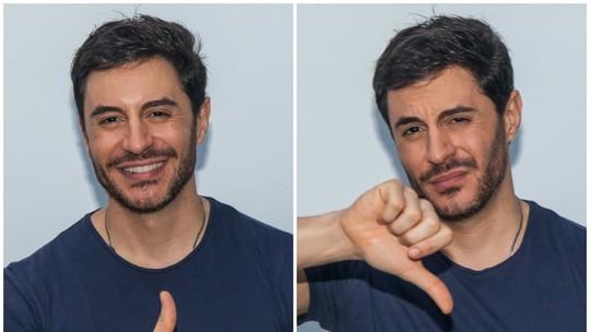 Ricardo Tozzi derrete-se por Maria Clara Gueiros: 'Amo, adoro!'