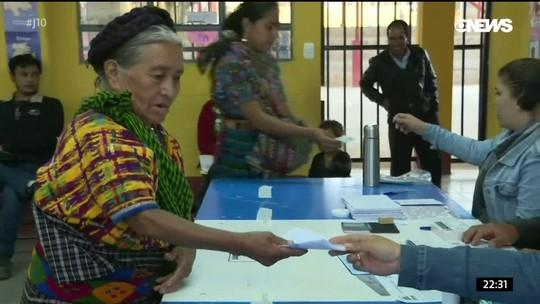 Resultados preliminares apontam vitória de Giammattei nas eleições na Guatemala
