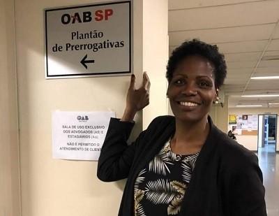 A advogada Valéria vai abrir escritório em Caxias