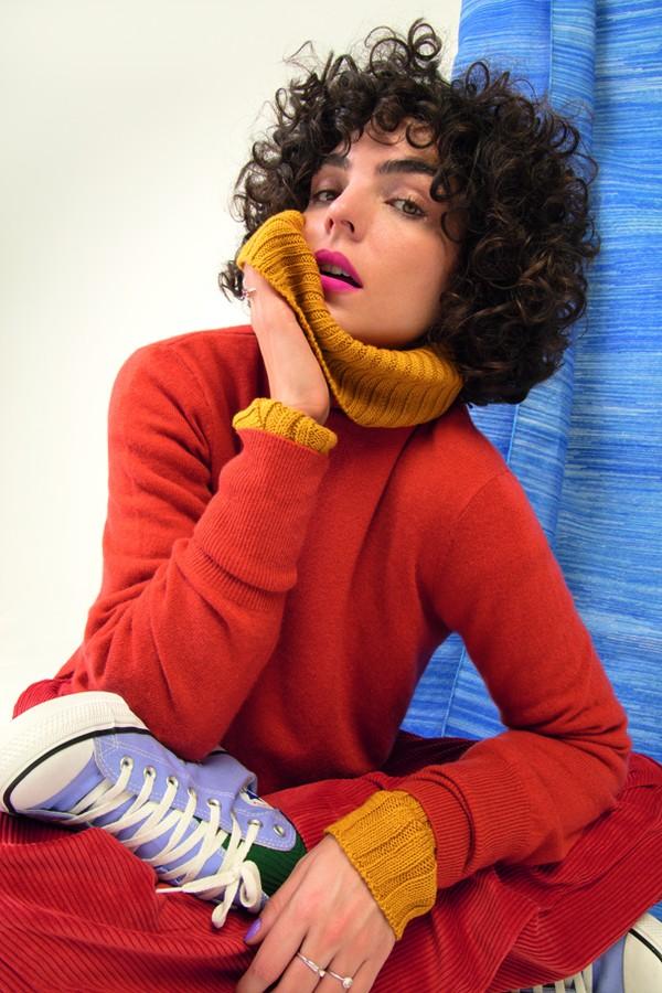 Julia Konrad para editorial da Glamour (Foto: Guilherme Nabhan)