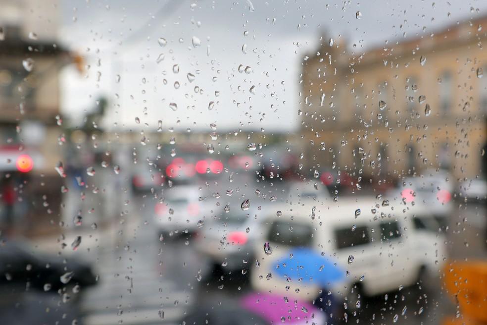 Outone deve ter chuva acima da média, segundo a Somar — Foto: Joel Vargas/PMPA