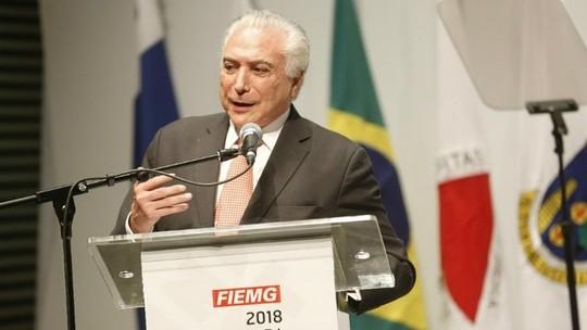 Foto: (Divulgação / Palácio do Planalto)