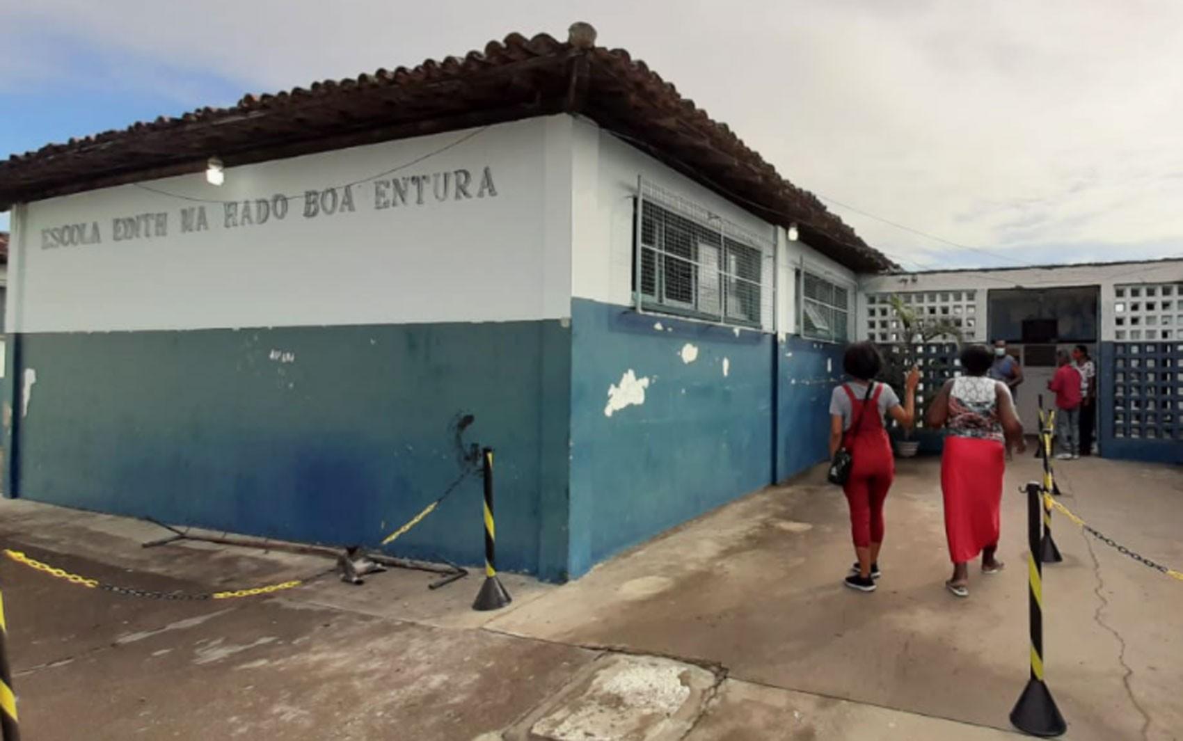 FOTOS: Confira imagens do 2º turno das eleições 2020 em Feira de Santana e Vitória da Conquista
