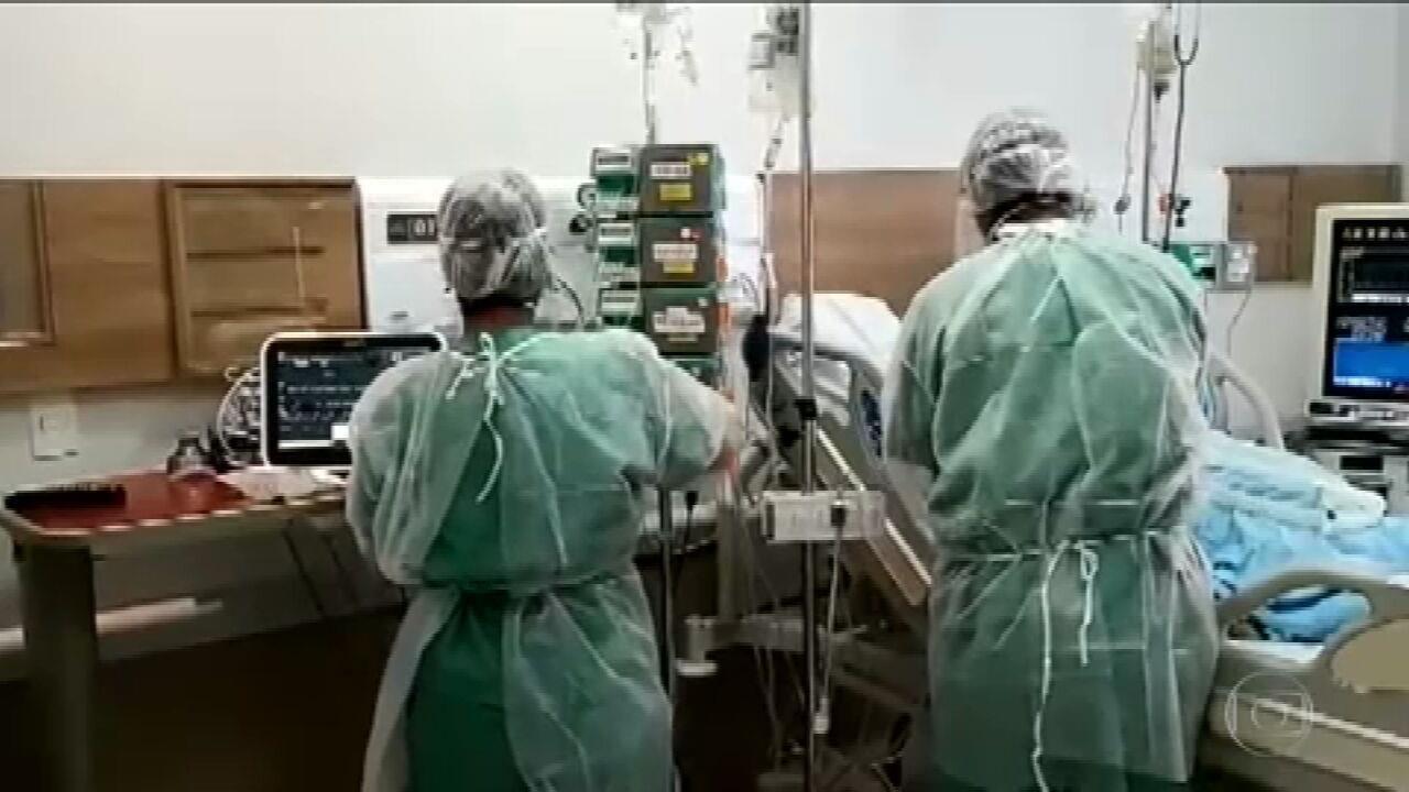 O número de casos da variante brasileira está aumentando em São Paulo