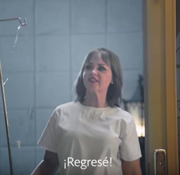 Paola Bracho voltará em uma série da Amazon Prime Vídeo