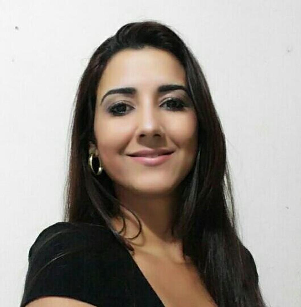Rita de Cássia Rodrigues Gomes é vereadora e presidente da Câmara de São Félix do Araguaia (MT) — Foto: Arquivo pessoal