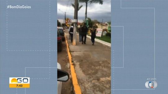 Empresário é preso suspeito de abusar sexualmente de 10 funcionárias, em Piracanjuba