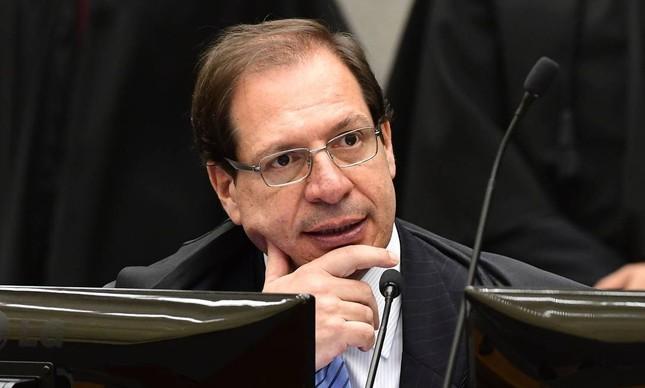 O ministro do Superior Tribunal de Justiça (STJ) Luís Felipe Salomão