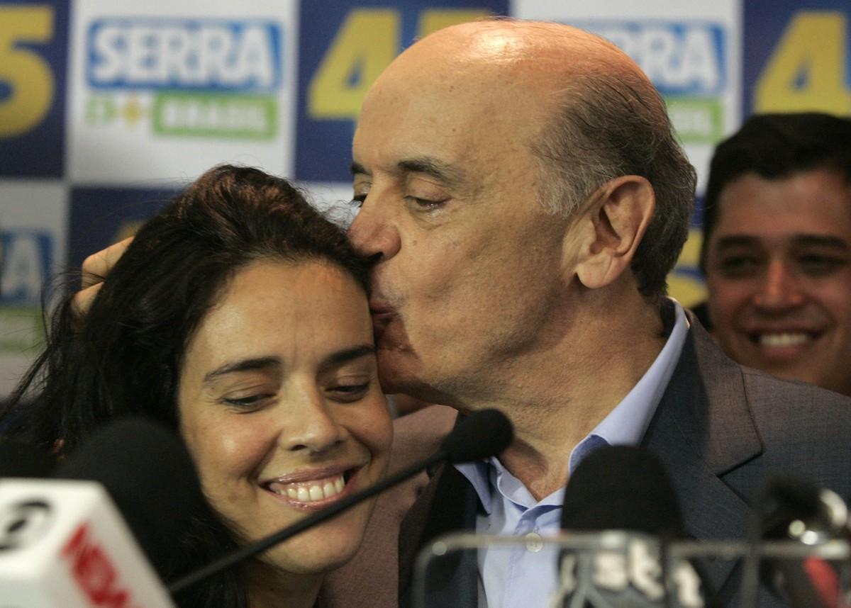 Justiça Federal aceita denúncia e José Serra e filha Verônica viram réus por lavagem de dinheiro – G1