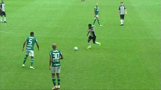 Atlético-MG 1 x 1 Palmeiras: assista aos melhores momentos