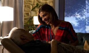 Na segunda-feira (14), Alberto (Antonio Fagundes) se emocionará ao ver Paloma (Grazi Massafera) ao seu lado e dirá que ela salvou a sua vida | TV Globo