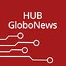 Foto: (Logo podcast HUB GloboNews - home / Comunicação/Globo)