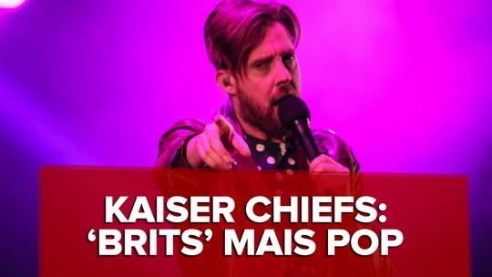 Kaiser Chiefs faz disco com produtor de Cher e diz amar Justin Bieber
