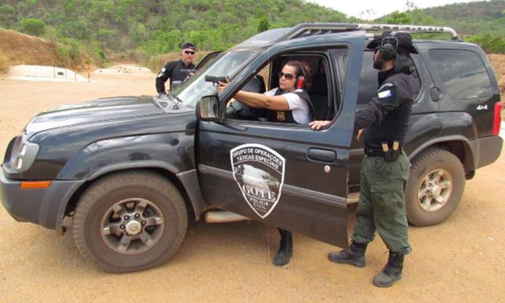 Aprovados no concurso da Polícia Civil são nomeados (Foto: SSP/Governo do Tocantins)
