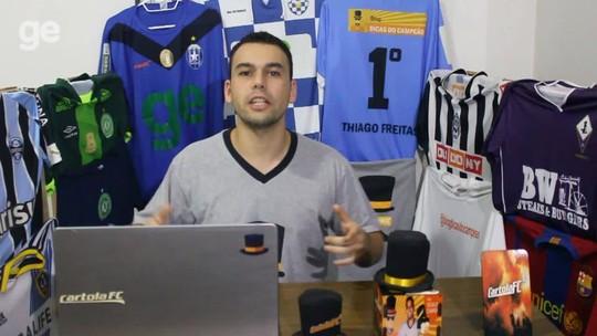Esquadrão escala Thiago Neves para curar dor de cotovelo e voltar a mitar