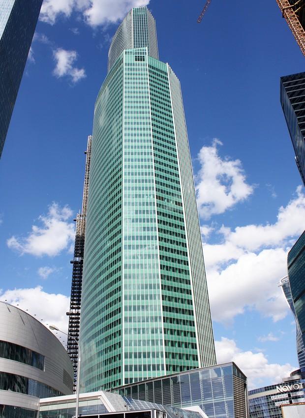 Edificio Eurásia (Foto: Fotolegion Media/Reprodução)