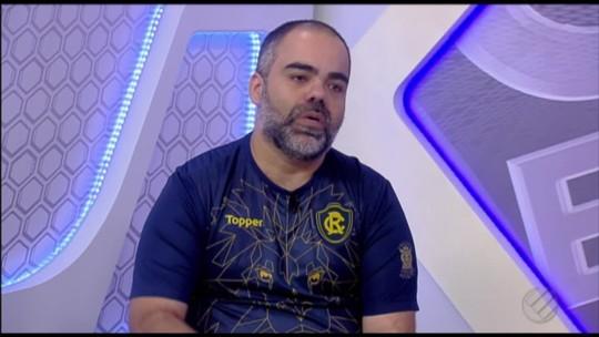 Novo presidente, Bentes detalha planejamento do futebol para 2019