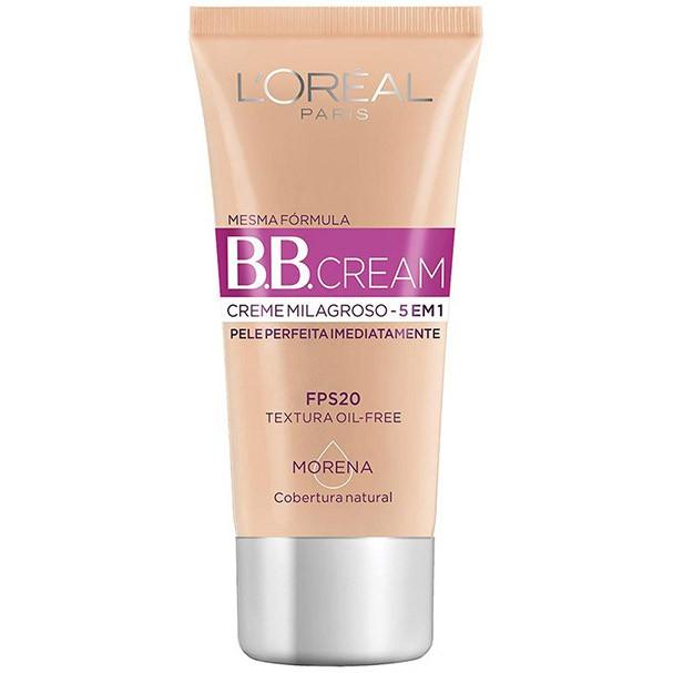 BB Cream Creme Milagroso 5 em 1 FPS 20, L'Oréal Paris (R$ 29,90*/30ml) (Foto: Divulgação)