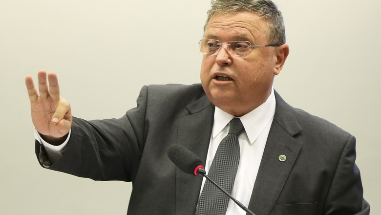 O ministro da Agricultura, Blairo Maggi (Foto: Marcelo Camargo/Agência Brasil)
