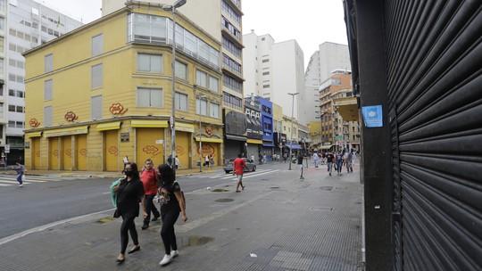 Foto: (NELSON ANTOINE/ESTADÃO CONTEÚDO)