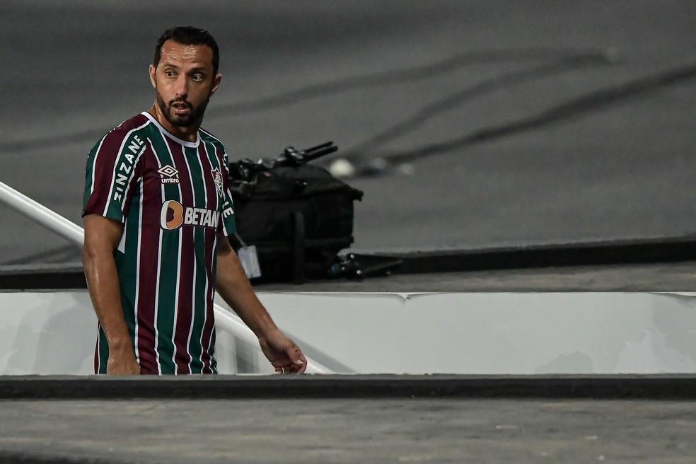Nenê está perto de retornar ao Vasco — Foto: Thiago Ribeiro/AGIF