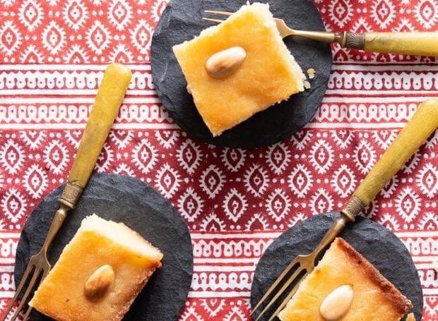 bolo-de-semolina (Foto: Dilvulgação)