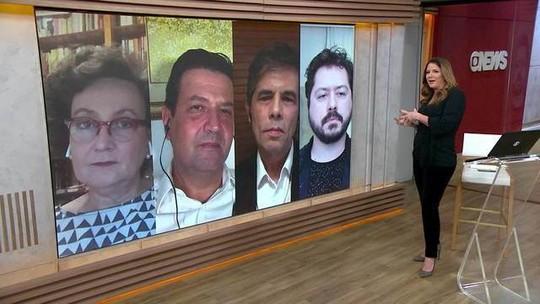Foto: (Reprocução/GloboNews)