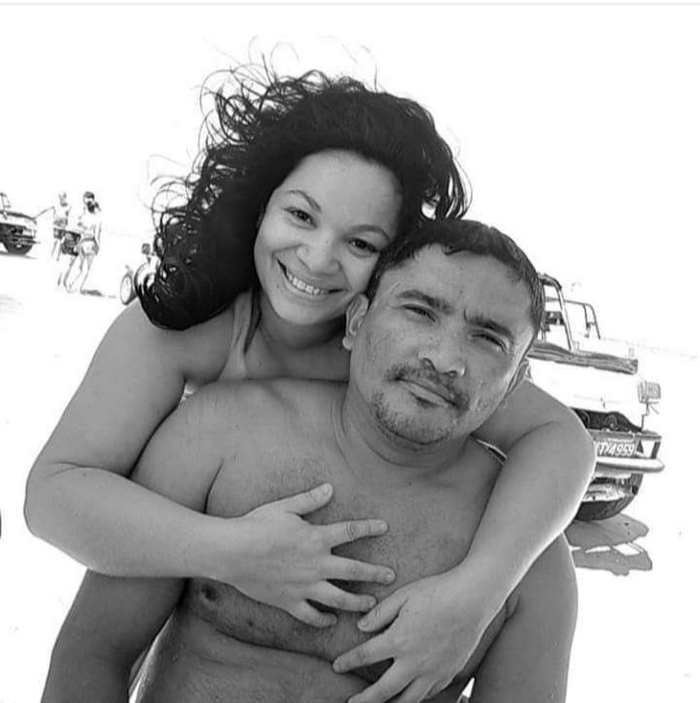 Francisco de Araújo e Maria Rita do Nascimento morreram em acidente em Minas Gerais. — Foto: Arquivo Pessoal