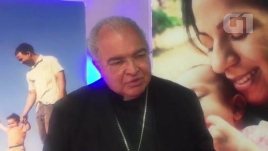 'A nossa sociedade está doente', diz Dom Orani após tiroteio no Rio