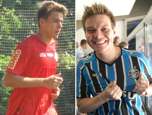 Integrado aos profissionais, jovem Luan leva apelido no Fla: Michel Teló