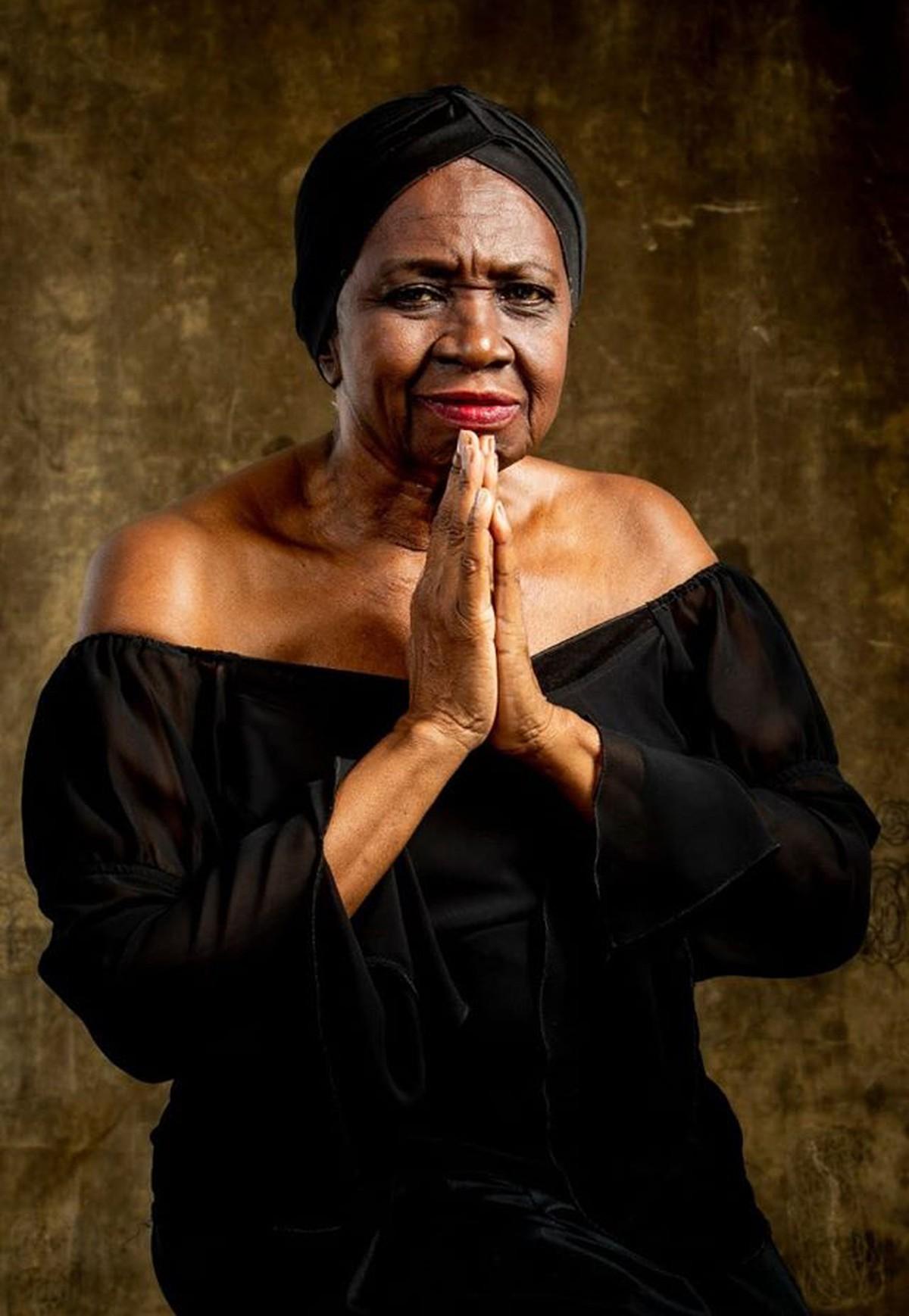Áurea Martins festeja 80 anos com 'Iluminado sentimento' | Blog do Mauro Ferreira